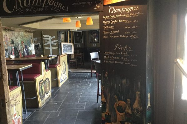 Crofters Wine Bar Witham