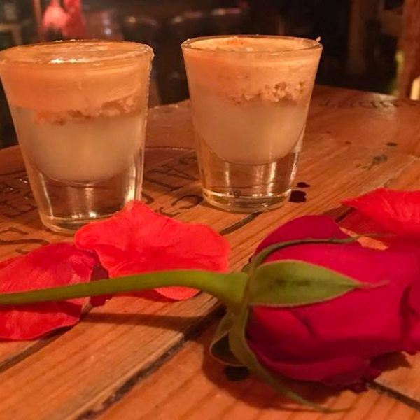 Valentines Day at Crofters