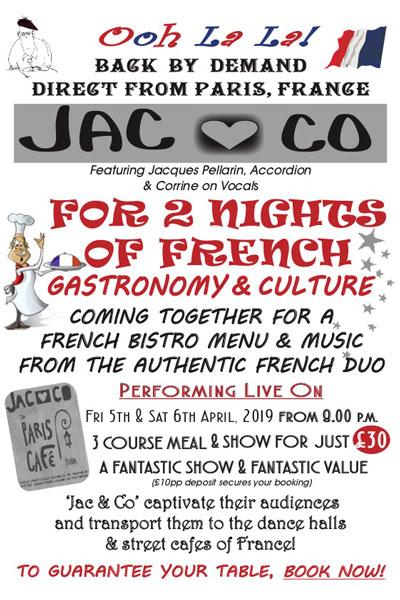 Jac & Co at Crofters